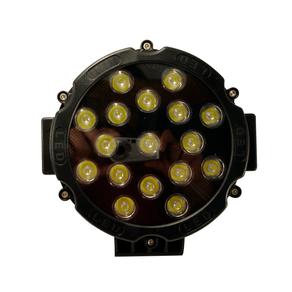 012162-FARO-LED-REDONDO-51W-17-LEDS-175CM-FRENT-NEGRO-IAL-51RN-CU-01